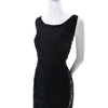 90a Carmen Marc Valvo Vintage Dress 1990s