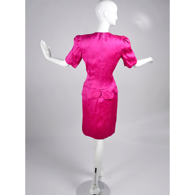 Carolina Herrera Original Sample Vintage Dress