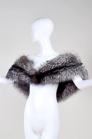 Carolina Herrera Real Fur Stole