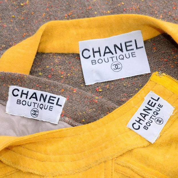 Chanel Boutique 1980's labels