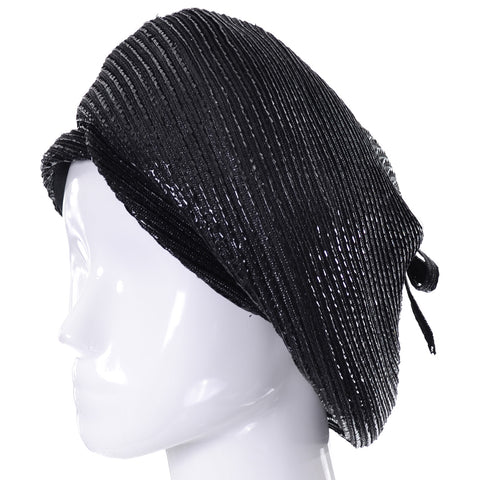 1960s Christian Dior Vintage Hat Turban style