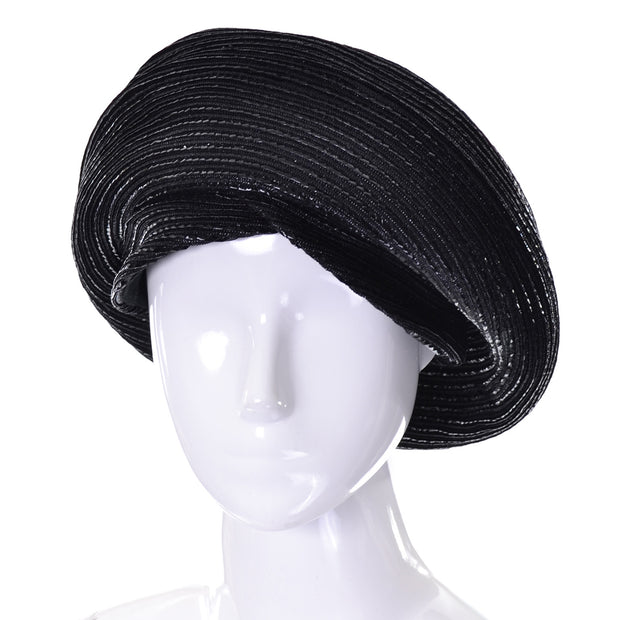 Christian Dior Vintage Hat Turban style 60s