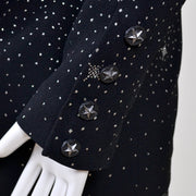 Sparkle Christian Lacroix Evening Pants Suit With Jacket