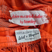 Claire McCardell Clothes by Townley Dress