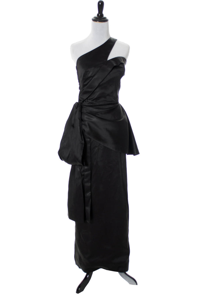 Emma Domb vintage evening gown dress