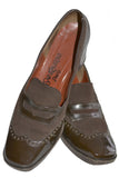 Yves Saint Laurent Paris vintage shoes loafers