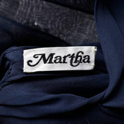 Martha label on vintage dress