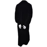 Luxurious Donna Karan Black Label Vintage Plush Robe