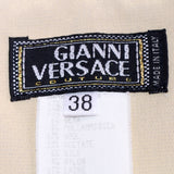 Gianni Versace Couture Label from Spring/Summer 1998