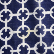 Givenchy Navy Cotton Scarf or Handkerchief