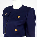 Vintage designer clothing women's suit