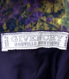 Givenchy Nouvelle Boutique vintage skirt Paris France