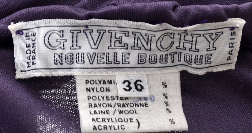 Givenchy Nouvelle Boutique vintage skirt