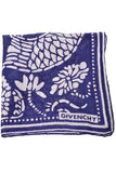 Vintage Givenchy Scarf Cotton Fish