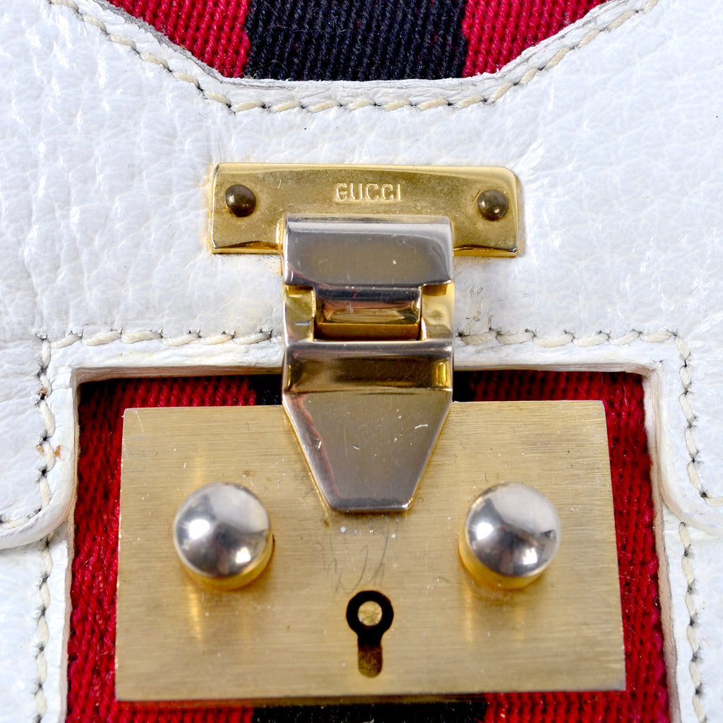 Padlock for a 1960's Gucci Handbag