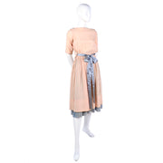 American Designer Harry Collins Vintage Dress