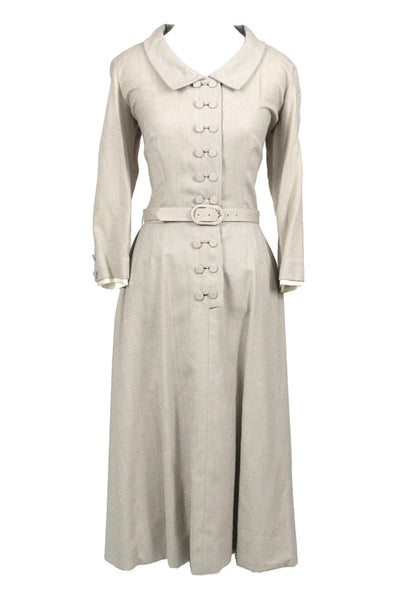 Designer Harvey Berin Vintage Dress - Dressing Vintage