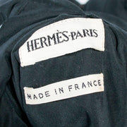 Hermes Paris Made in France Reversible Coat