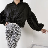 Stella McCartney Puffy Statement Sleeve Jacket or Top One Size
