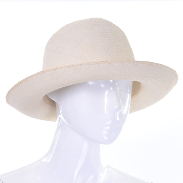 Private Listing Vintage Panama Hat - Dressing Vintage