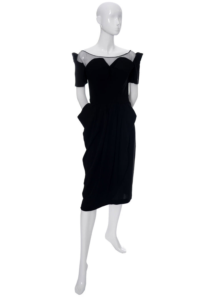 Jane Andre vintage dress