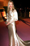 1930's Kate Moss Vintage Silk Dress in 2007