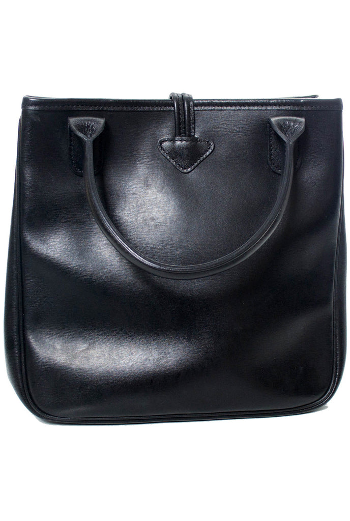 Longchamp Rosseau Top Handle Shopper leather handbag SOLD