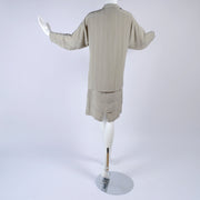 1980s Louis Feraud Vintage Dress Back