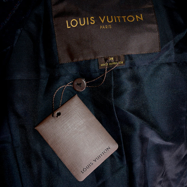 New Marc Jacobs for Louis Vuitton 2010 Runway Coat