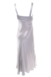 Mary Green luxury silk nightgown full length