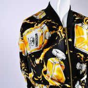 Resort 2016 Moschino Couture Dress with Spilled Perfume