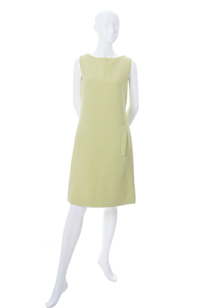 Vintage Norman Norell dress 1960s