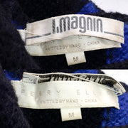 I Magnin Perry Ellis Labels from 1980's