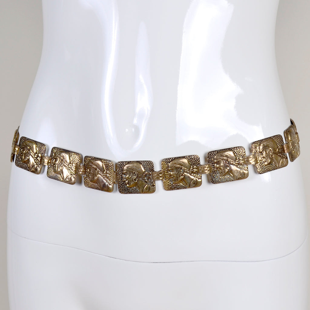 Vintage Pirate waist belt