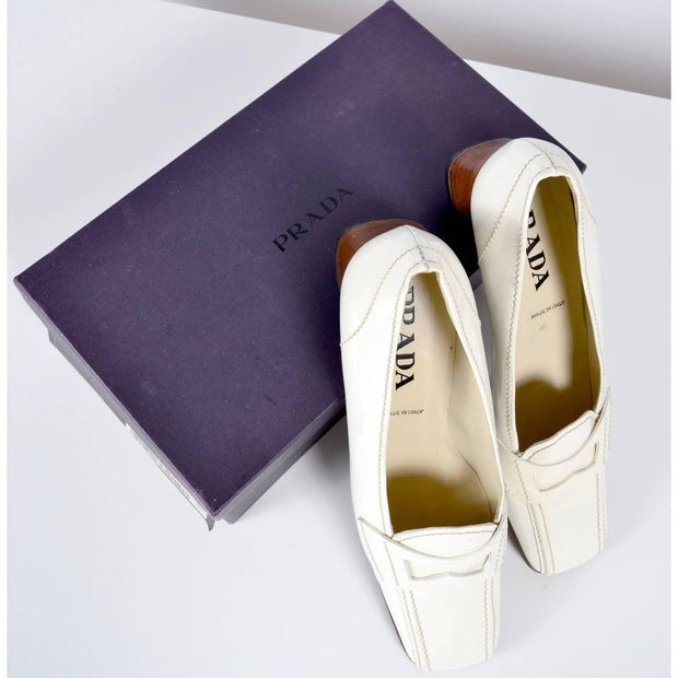 Vintage Prada Shoes In Box