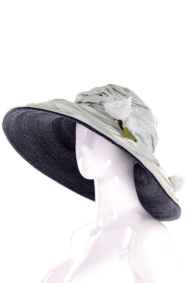 Rachel Trevor Morgan London Wide Brim Sun Hat
