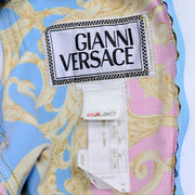 Spring Summer 1992 Gianni Versace Label