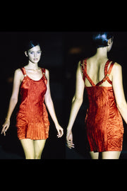 Spring Summer 1994 Gianni Versace Couture Runway Dress