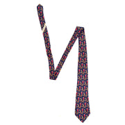 Novelty golf vintage designer men's tie