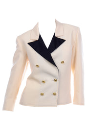 Yves Saint Laurent Vintage Blazer Jacket