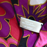 Pretty silk floral vintage poncho nordstrom Italy