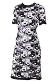 Victor Costa Vintage Dress Beaded Sequins