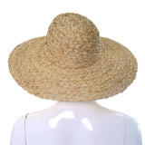 Private Listing Raffia Vintage Straw Hat