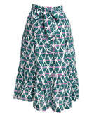 Yves Saint Laurent Rive Gauche vintage green skirt