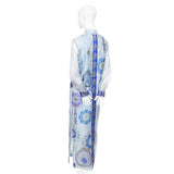 Alfred Shaheen Vintage Caftan Maxi Dress Honolulu