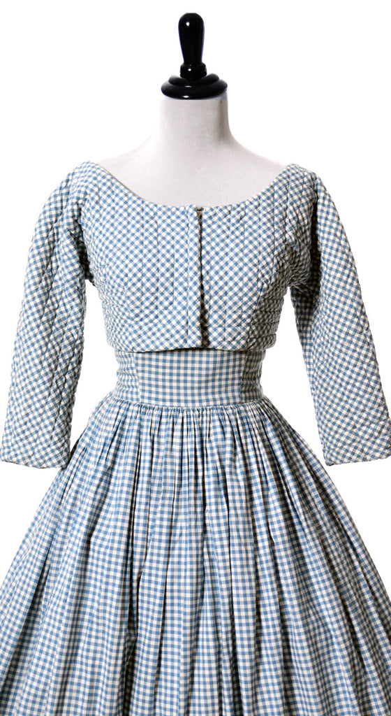 1950s Anne Fogarty vintage dress