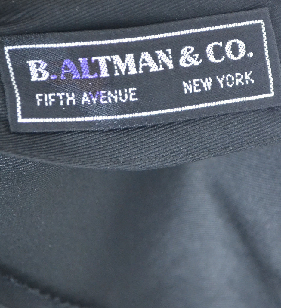 B. Altman and Co. Fifth Ave New York