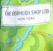 1960's NEW Bermuda Shop New York Two Piece Vintage Playsuit Swimsuit - Dressing Vintage