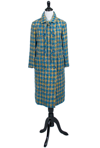 1960s Vintage Coat and Skirt Ramuz Switzerland - Dressing Vintage
