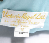 Victoria Royal Ltd. Hong Kong vintage dress